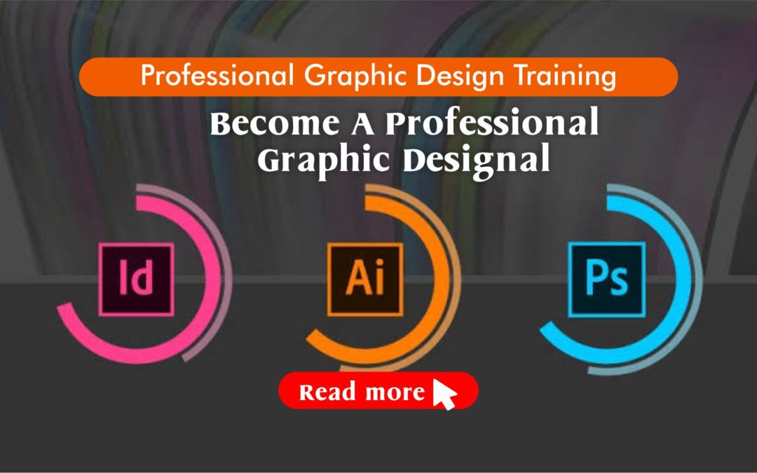 Illustrator, Photoshop and InDesign Training