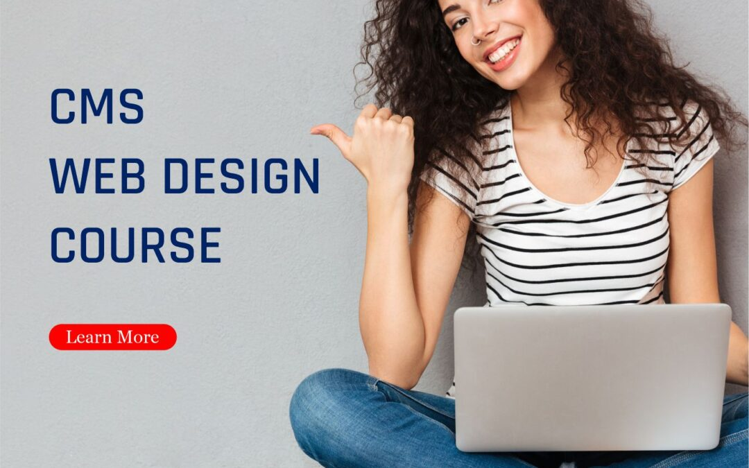 CMS Web Design Course