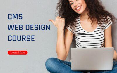 CMS Web Design Course