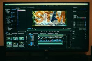 video editing Training by stamsgroup