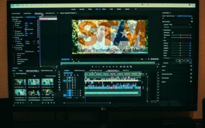 Video Editing (Premiere pro)