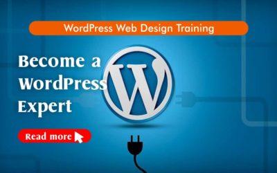 WordPress Web Design Training