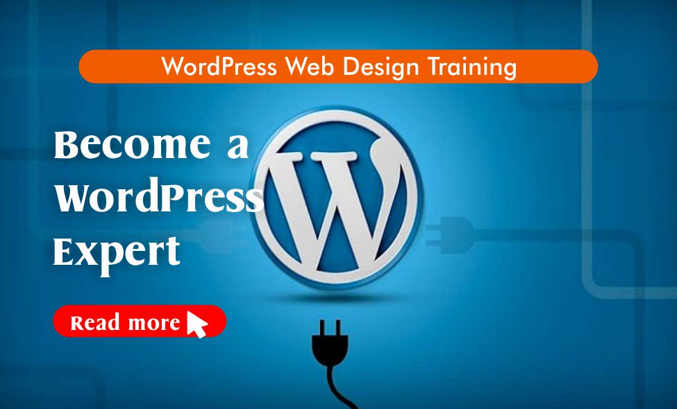 WordPress Web Design Training