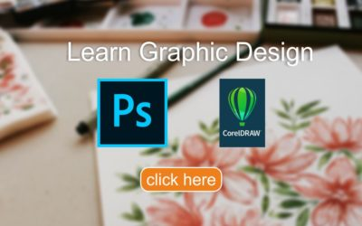 Corel Draw and Photoshop
