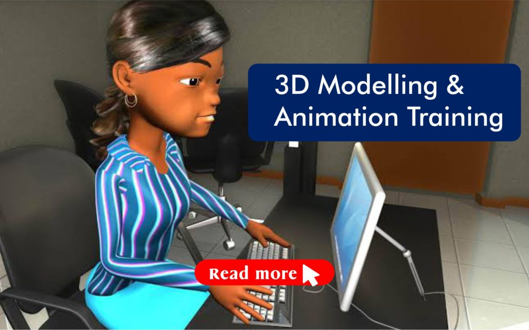 3D Modelling and Animation Training