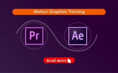 Video Editing and Motion Graphics Training