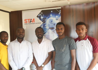 stamsgroup: students at stellar technologies and media Computer/ICT Training Center Abuja