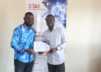 STELLAR TECHNOLOGIES AND MEDIA STAMSGROUP.COM Computer/ICT Training Center Abuja