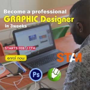 graphic design stamsgroup Computer Training Center Abuja