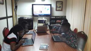 graphics design training at summer ict training abuja