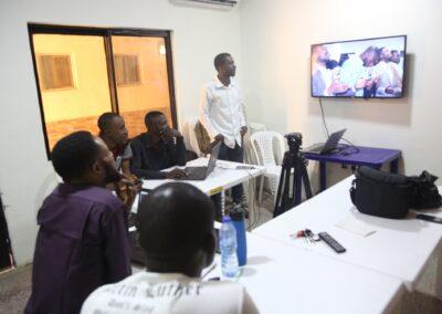 Video Editing Corperate Training Abuja
