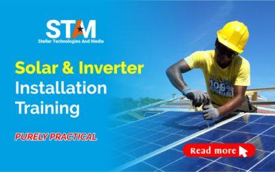 Inverter & Solar Energy Installation Training Abuja
