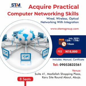 computer networking flyer abuja