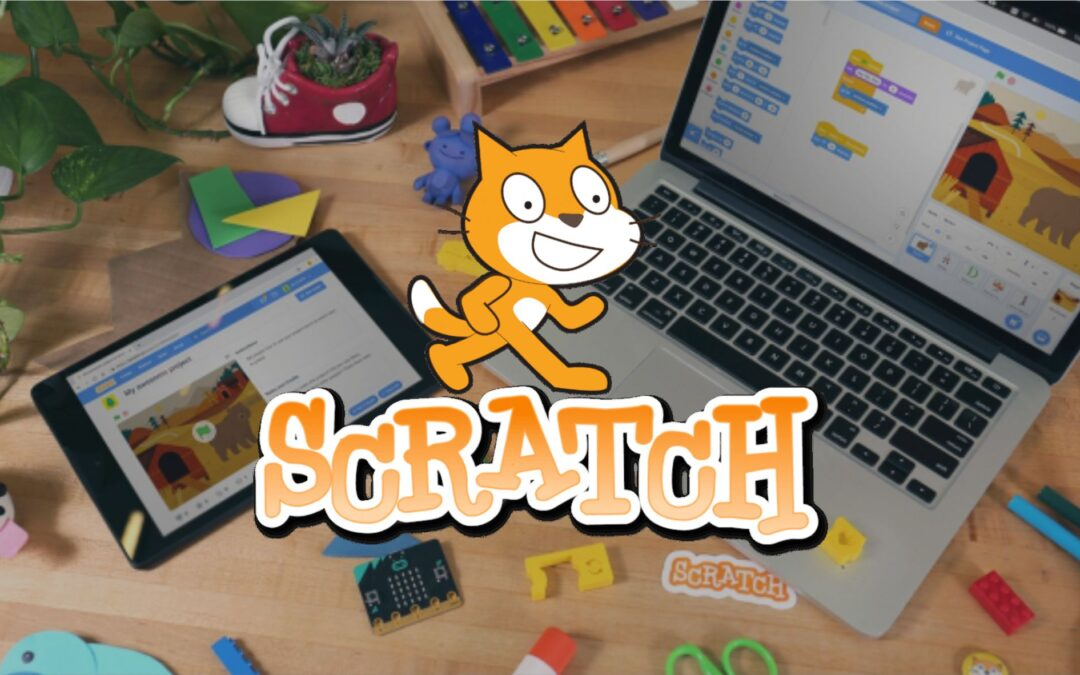 CodeMaker: Code and Design Games with Scratch