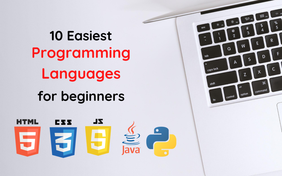 10 Easiest Programming Languages for Beginners