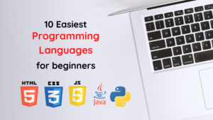 1o easiest programming languages for beginners